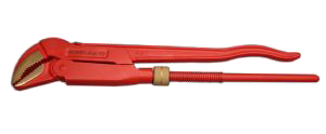Non_Sparking_ATEX_/_IECEX - Non_sparking_Pipe_Tools - SWEDISH_PIPE_WRENCH_45º - ALUMINIUM_BRONZE